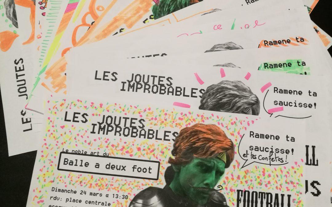Les Joutes Improbables